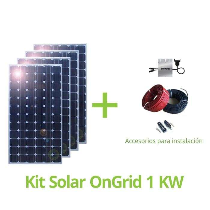 img_Kit Solar 1 KW ON GRID