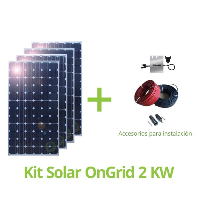 img_Kit Solar 2 KW ON GRID