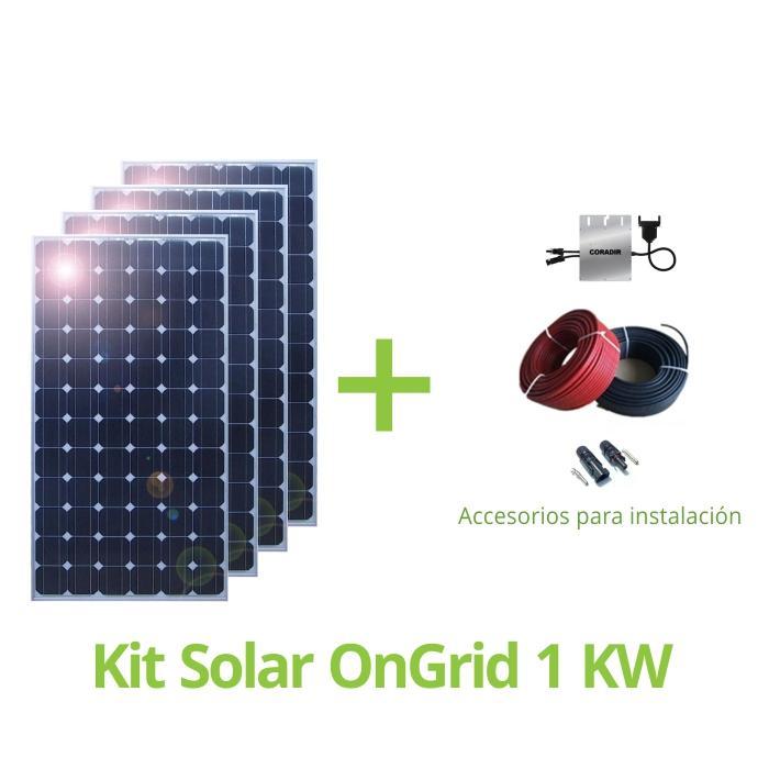 img_Kit Solar 1 KW ON GRID