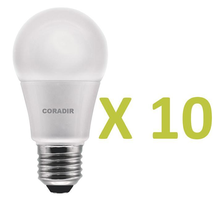 img_Pack 10 Unidades Lámpara Led e27 9w - Luz Cálida